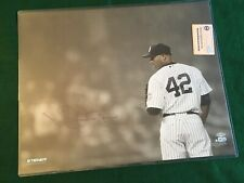 MARIANO RIVERA autographed signed 16x20 LE 31/42 Steiner COA MLB Authentic HOF