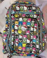 Jujube BRB Hello Kitty Collection Be Right Back Backpack Diaper Bag Sanrio