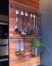 Appeso Pot Rack-Pan cucina parete su misura Casseruola 3 taglie disponibili