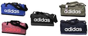 adidas Linear Duffel Sporttasche Fitness Gym Bag Sport