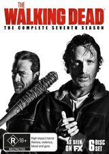 The Walking Dead : Season 7 (DVD, 2017)