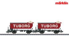 Märklin 48777 Bierwagen-Set Tuborg DSB mit Figuren ++ NEU in OVP