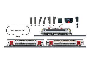 """Märklin 29474 Digital-Startpackung """"Personenzug der SNCB"""" mit MS 60657# NEU OVP"""