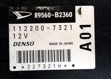 DAIHATSU Move 2003 UA-L150S 89560-B2360 Ecu Ecm Oem Jdm used 112200-7321