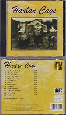 Harlan Cage (debut 1996) great AOR, Fortune, Steve Porcaro
