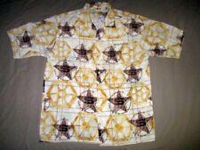 South Pole Lounge Camp Short Sleeve Shirt Mens Large Urban Aloha Hawaiian
