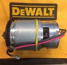 Dewalt 18V DC970,DC759 Motor/Pinion Fit dw959  397156-02 or 397157-02