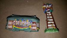 1998 HAYDEL'S PHUNNY PHORTY PHELLOWS KING CAKE BABY Ladder & Streetcar very rare