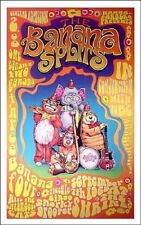 The Banana Splits Hanna Barbera Poster Lithograph SOLD -OUT 20''  X  31 1/2 ''