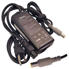 NEW DENAQ - AC Power Adapter and Charger for Select IBM Laptops - Black