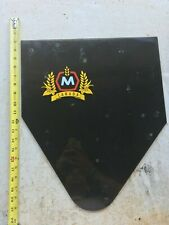 """Vintage Molson Canadian Canada Plastic Beer Sign / Backing - 19-1/2"""" X 16"""""""