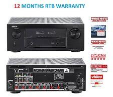 Denon AVR-X2200W Home Cinema 7.2 HD 3D 4k AV Network Receiver Amplifier 10xHDMI