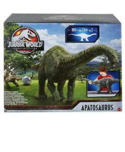 Jurassic World Legacy Collection Apatosaurus Huge Toy Figure Dinosaur IN STOCK!