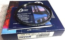 TIFFEN 72MM Wide Angle UV Protector Glass Lens Filter 72WIDUVP 72 mm Safety USA