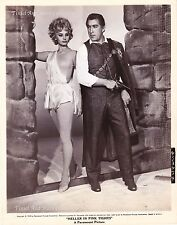 Anthony Quinn & Sophia Loren Original Heller In Pink Tights 1959 Photograph