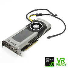 Apple Mac Pro nVidia GTX980 Ti 6GB Graphics Video Card CUDA 2008 - 2012 4K 5K