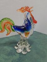 Hand Blown Hand Fused VINCI Glass Vase by Dynasty Gallery Absolutely Gorgeous!