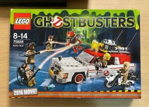 Lego Ghostbusters (2016 Movie) Ecto 1 & 2 75828