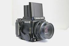 Excellent. Mamiya RZ67 Pro Medium Format Camera w/127mm f3.8 Lens from JAPAN
