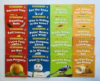 Lot 24 Animals Children's Books Guided Science Readers Learn to Read Nonfiction