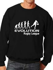 Gildan Cotton Rugby Hoodies & Sweats for Men