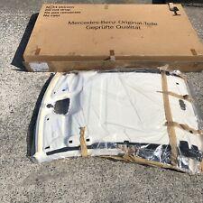 genuine mercedes C 220 CDI / CLC 220 CDI headliner head cloth A20369004507H68