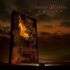 HAREM SCAREM - UNITED - CD SIGILLATO 2017