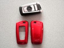 COVER CHIAVE GUSCIO BMW rosso TELECOMANDO SERIE F 1 3 5 7 X1 X3 X5 X6 SCOCCA