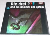 Die Drei ??? Fragezeichen - und die Kammer der Rätsel - 2LP Vinyl // Neu // 190