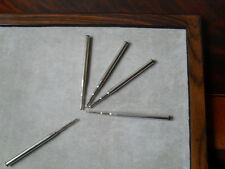 5 x Mont blanc Compatible Ballpoint Refills - Back Medium point