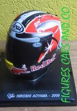 1/5 CASQUE MOTO  GP HIROSHI AOYAMA 2009 CASCO HELMET