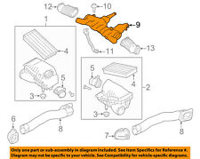 LAND ROVER OEM 14-16 LR4 3.0L-V6-Exhaust Resonator LR044457