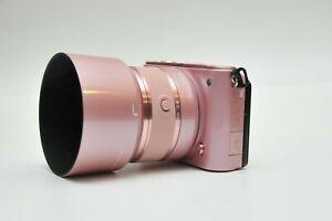 Nikon 1 S1 10.1 MP HD Digital Camera W/10-30 Lens Kit *Pink Edition*