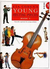 Eta Cohen's Violin YOUNG RECITAL PIECES BOOK 1