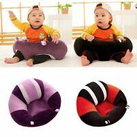 Baby Chair Support Seat Sofa Kid Armchair Boy Girl Child Cotton Feeding Chair