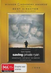 Saving Private Ryan -Academy Gold Collection (DVD,2009,2-Disc Set) *NEW/SEALED*