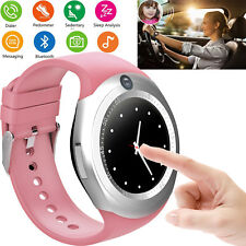Bluetooth Smart Watch Phone Unlocked Touch Screen For Huawei P20 P10 Mate Honor