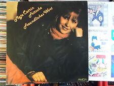 MAJA CATRIN FRITSCHE DDR AMIGA LP: FREUNDLICHES WORT (856053)