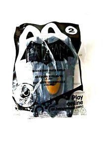 2013 Happy Meal McDonald Batman, Rocketing Batmobile #2 NIP