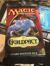 Magic the Gathering Guildpact SEALED Booster Pack (x1) English Brand New 2006