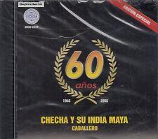 Checha Y Su India Maya Caballero 60 Anos CD New Sealed