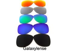 Galaxy Replacement Lenses For Oakley Crosshair S Black&Blue&Green&Titanium&Red