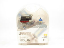 Nokya H11 Cosmic White Headlight Pro Halogen Light Bulbs Twin Pack 5000K NEW