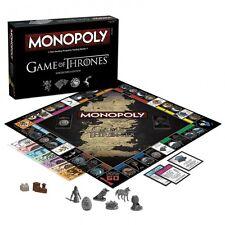 Monopoly - Game of Thrones Collectors Edition (100% Australia Stock)