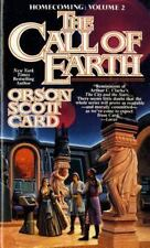 B3+1F or 15% off 3+ and FREE SHIP The Call of Earth #2 by O. S Card (1994) G+ PB