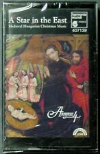 Anonymous 4:  A Star in the East (Cassette, 1996, Harmonia Mundi (France)) NEW