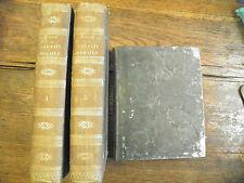 Le parfait notaire ou la science des notaires / Massé / 1821 /  tomes 1,2,3