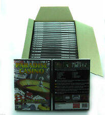 Wholesale Job Lot of 25 x Paradise Casino Video Computer Games For PC CD-Rom