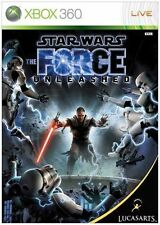Xbox 360 - Star Wars The Force Unleashed **New & Sealed** Official UK Stock
