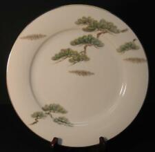 Noritake Ming DINNER PLATE(S Asian Bonsai Branch gold rim 5612 Several Available